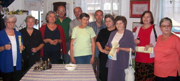 Članice Udruge NADA s našim članovima
