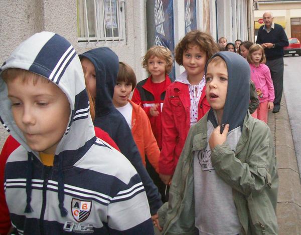 """Učenici OŠ """"Antun Mihanović"""""""